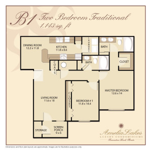 2BR Traditional