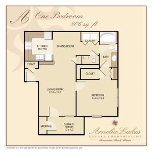 AL One Bedroom